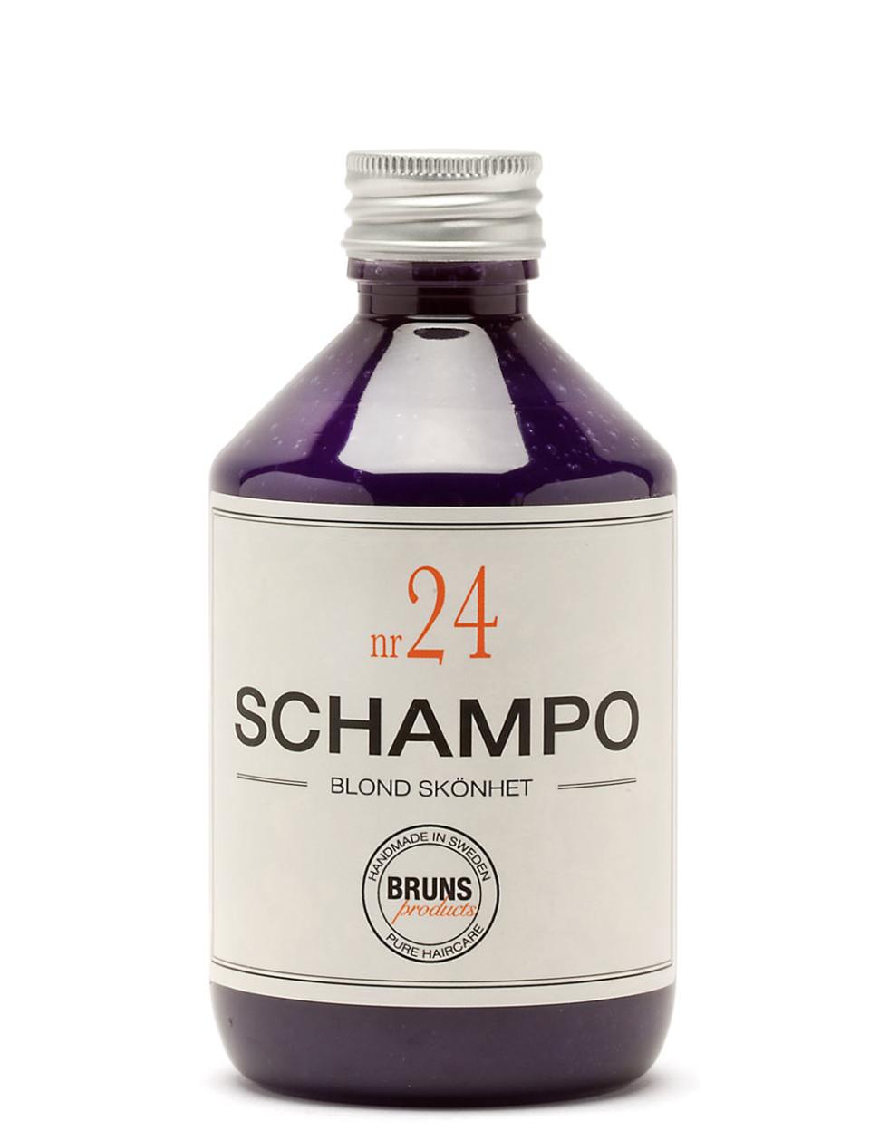 Nr. 24 BLONDE SCHÖNHEIT SHAMPOO 330 ML