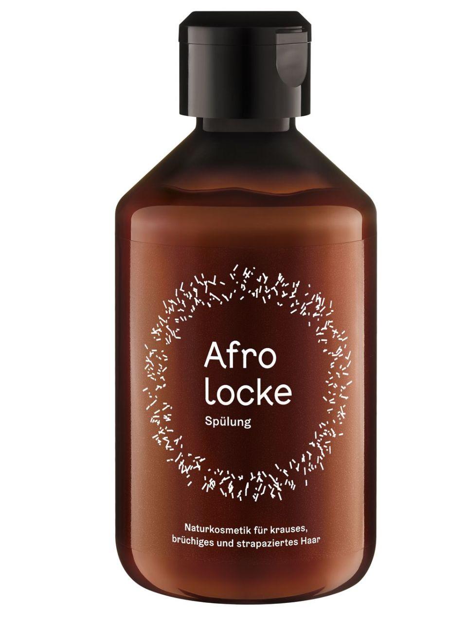 Afrolocke Conditioner / Lockenpflege Spülung
