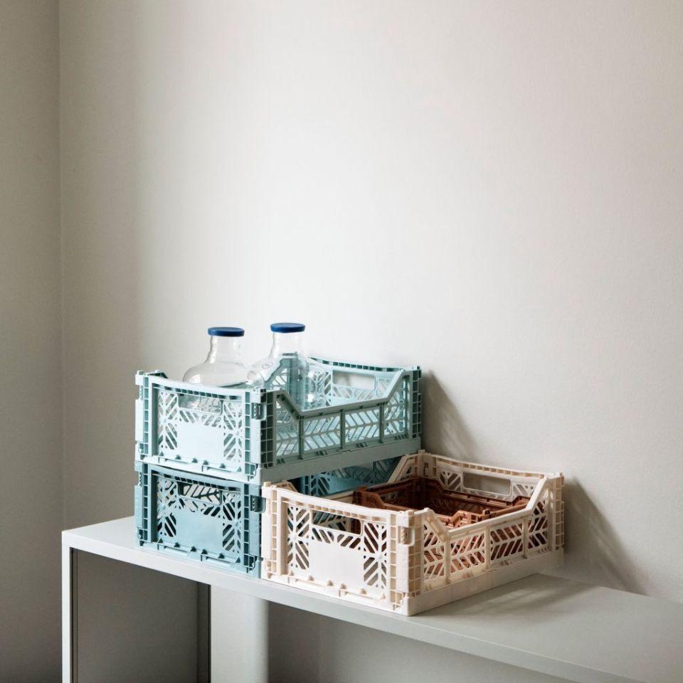 Colour Crate M 30 x 40cm - Off-white