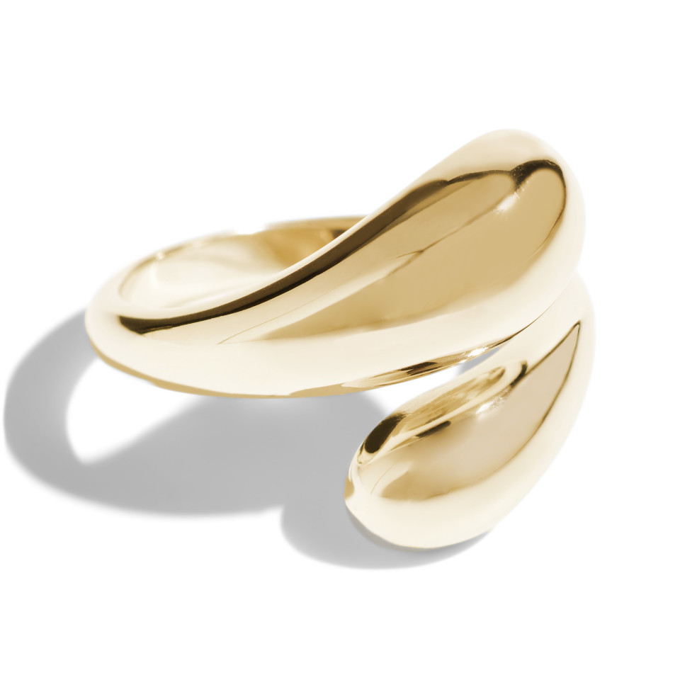 THE ONA RING - Sterling Silber oder 18k Gold plattiert