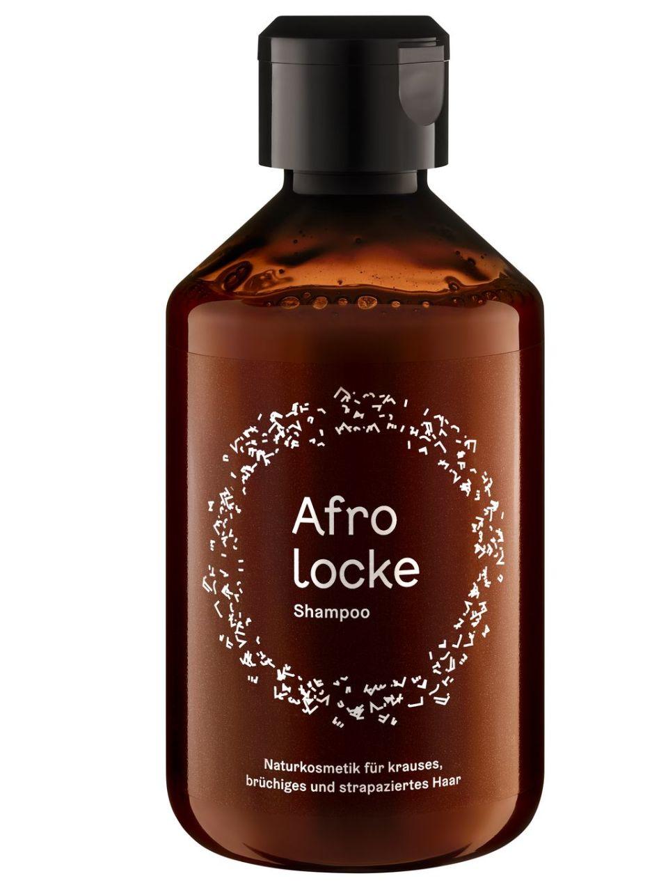 Afrolocke Shampoo / Lockenpflege Shampoo