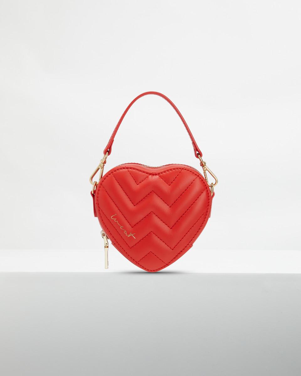 Mini Heart Bag Chili