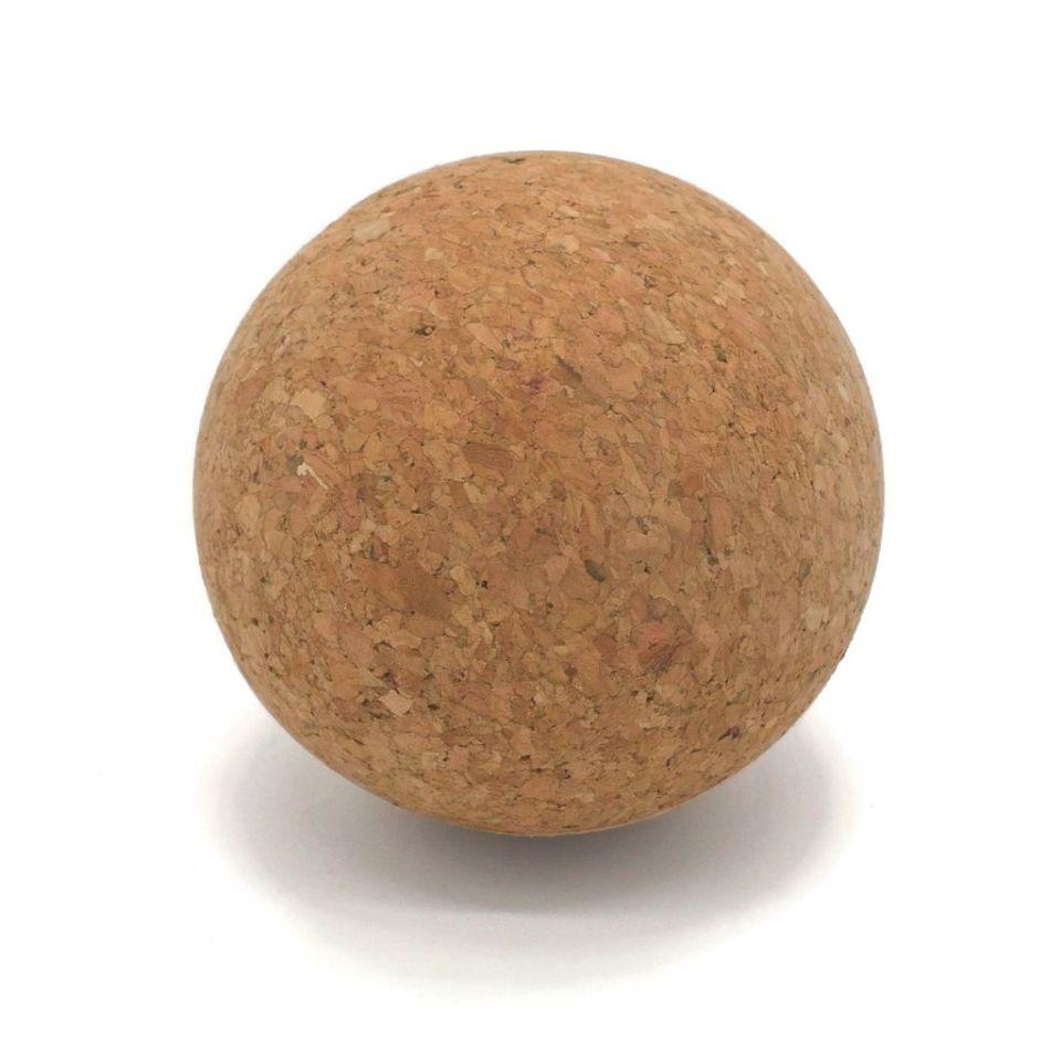 Massageball aus Kork