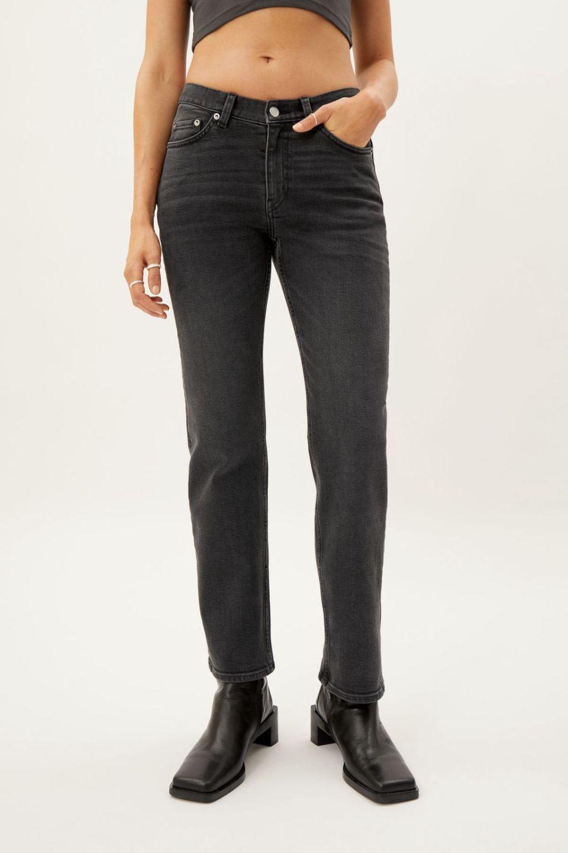 Twig Mid Straight Jeans
