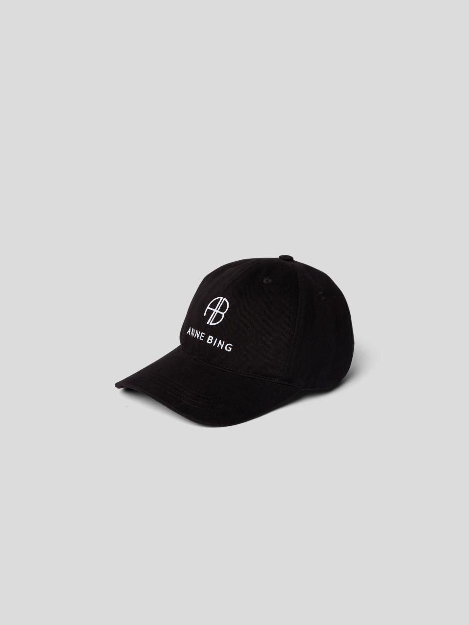 Cap mit Label-Stitching