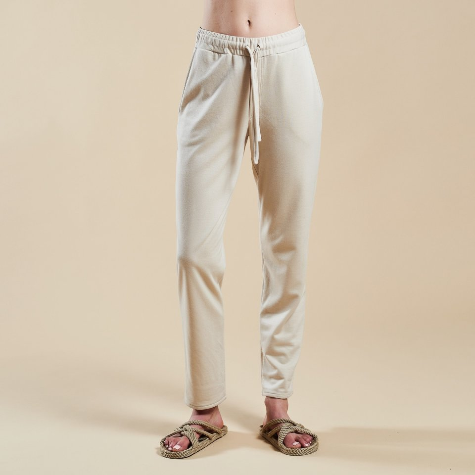 """RELAX PANTS """"sand"""""""