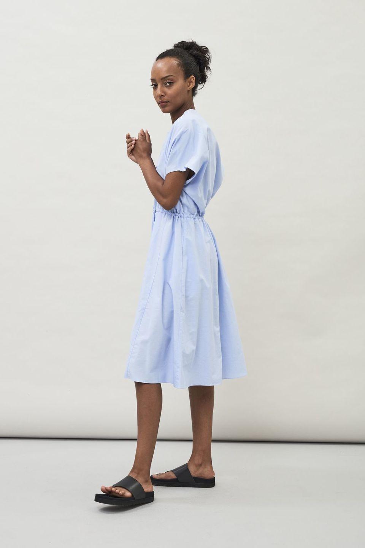 Malia Dress - Light blue