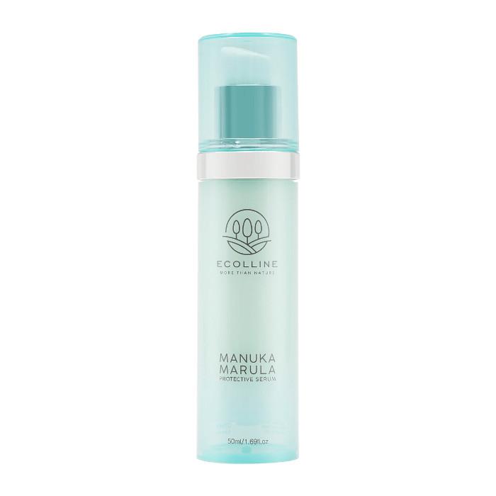 MANUKA MARULA PROTECTIVE SERUM    Hautfestigendes Anti-Aging Serum mit Marula Öl & Manuka Honig