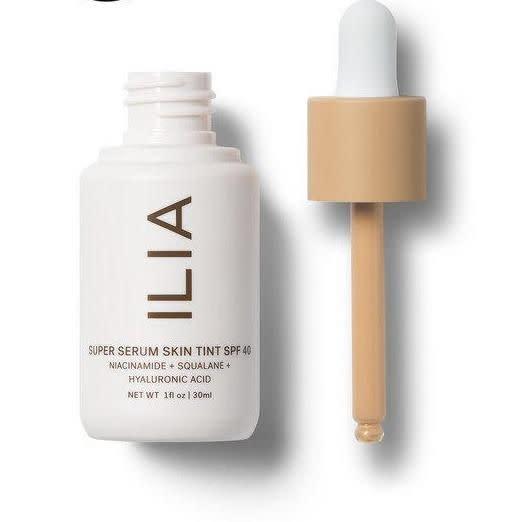 ILIA Super Serum Skin Tint SPF30 Diaz