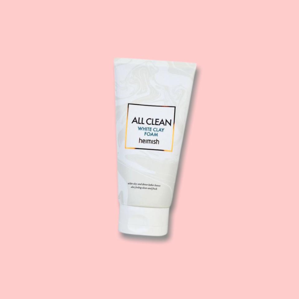 HEIMISH All Clean White Clay Foam Mini