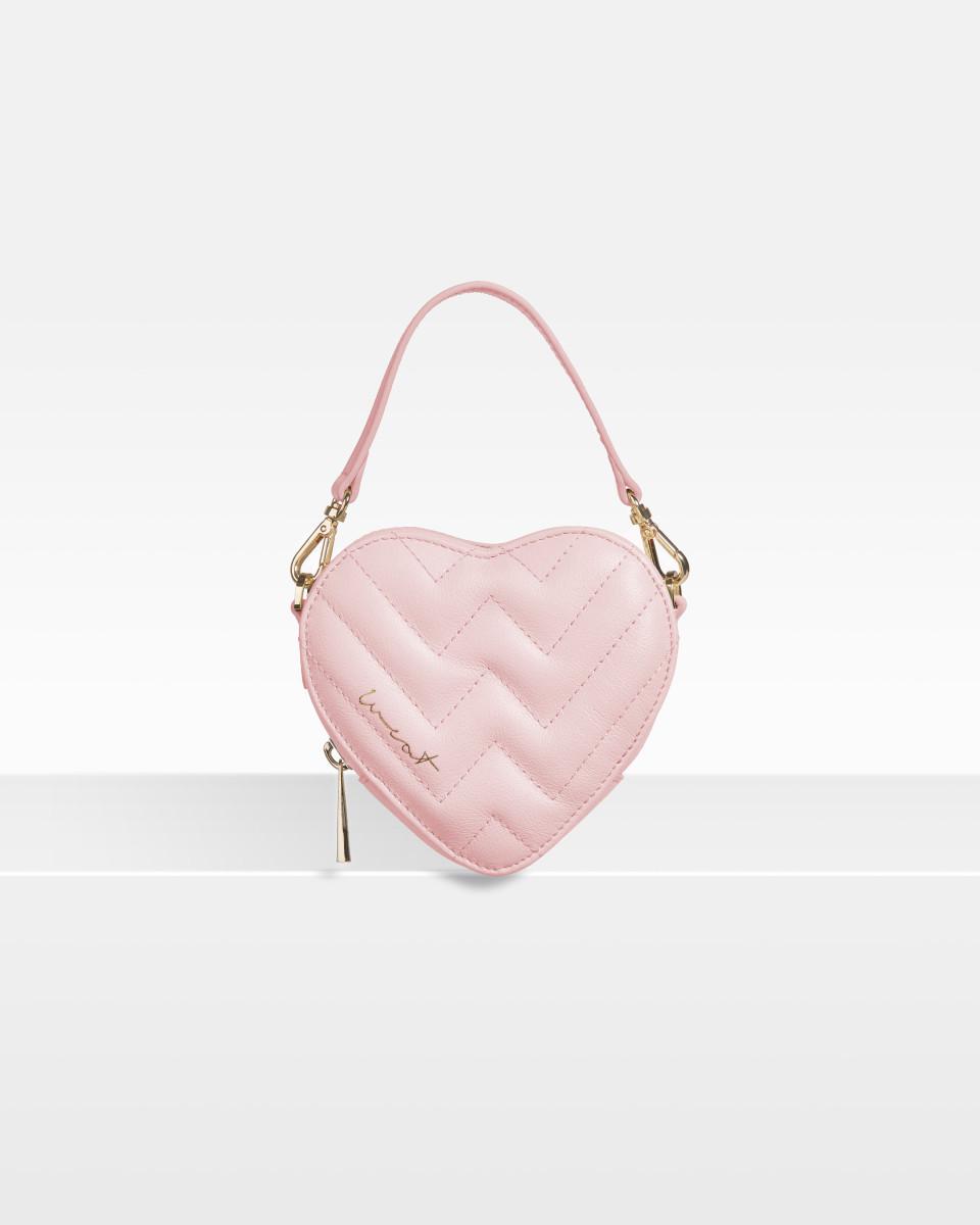 Mini Heart Bag Blush