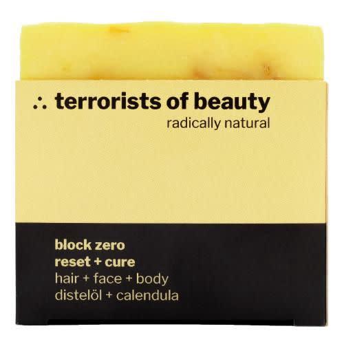 Terrorists of Beauty  Block 000 Reset & Cure
