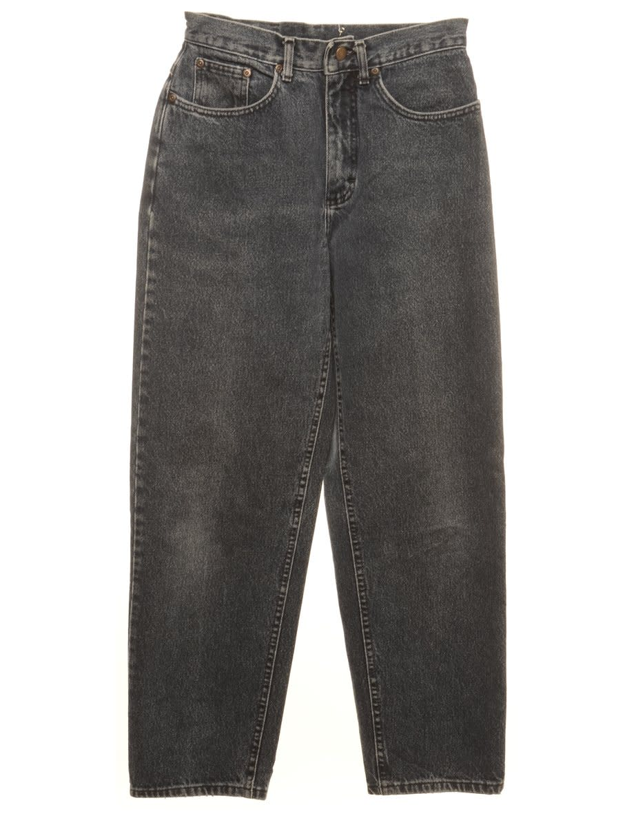 Straight Leg Lee Jeans - W28