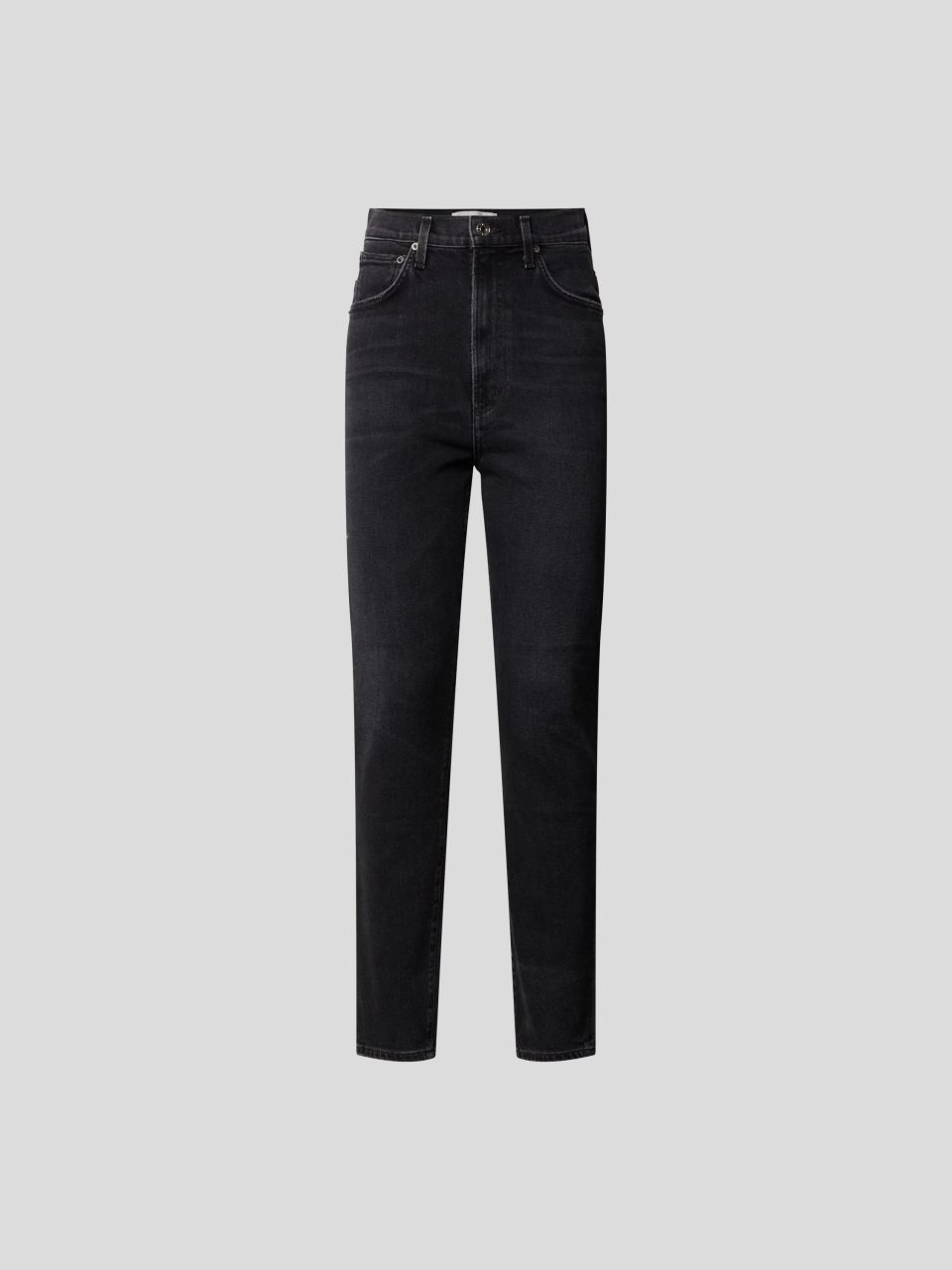 High Waist Jeans im Skinny Fit