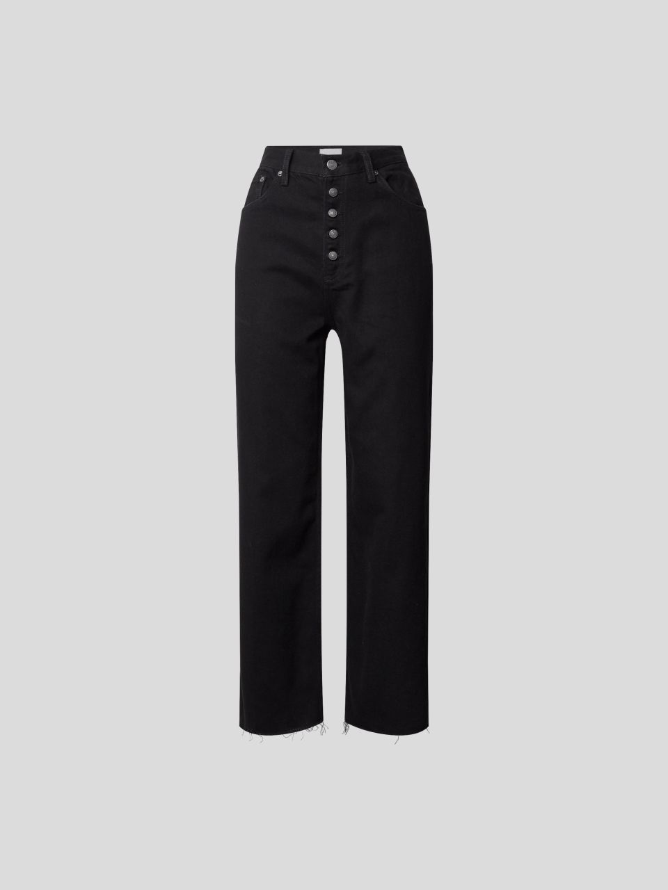 High Waist Relaxed Fit Jeans