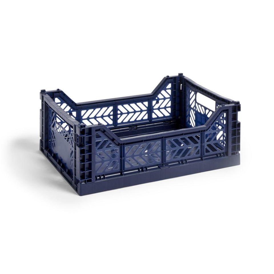 Colour Crate M 30 x 40cm - Navy