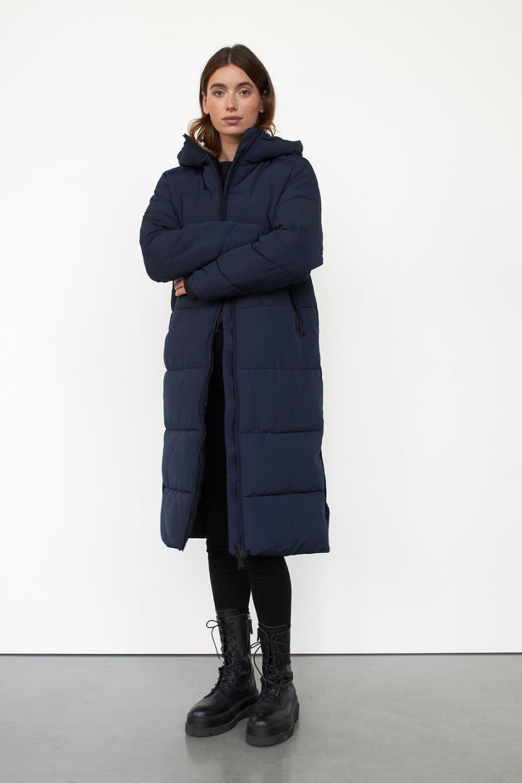 WBLGLORIAN LONG PUFFER COAT