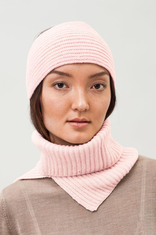Selma Headband - Soft pink
