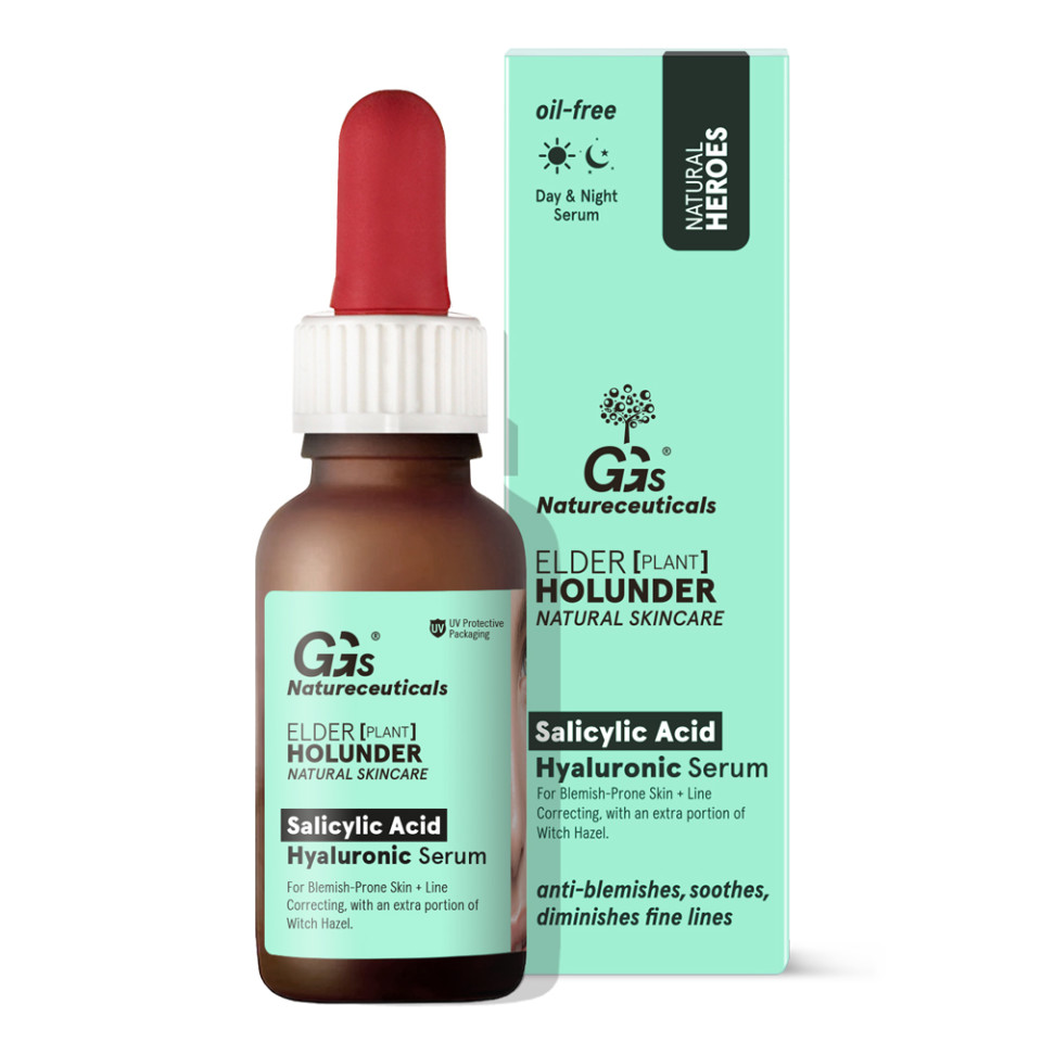 Salicylic Acid Hyaluronic Serum, 30 ml