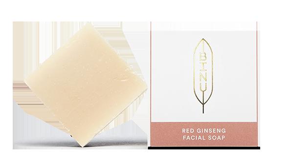 BINU Red Ginseng Facial Soap