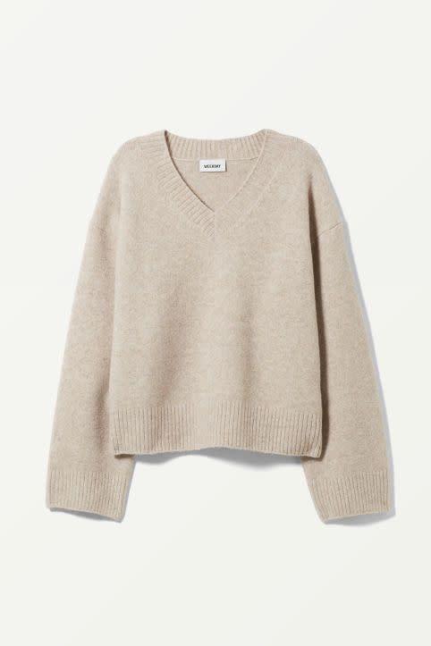 Ergo V-neck Sweater