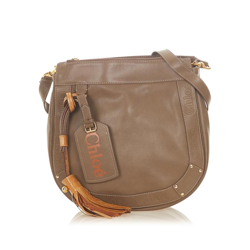 Eden Leather Crossbody Bag