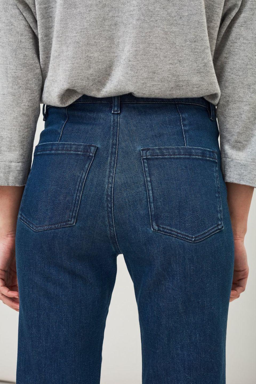 Demi denim trousers