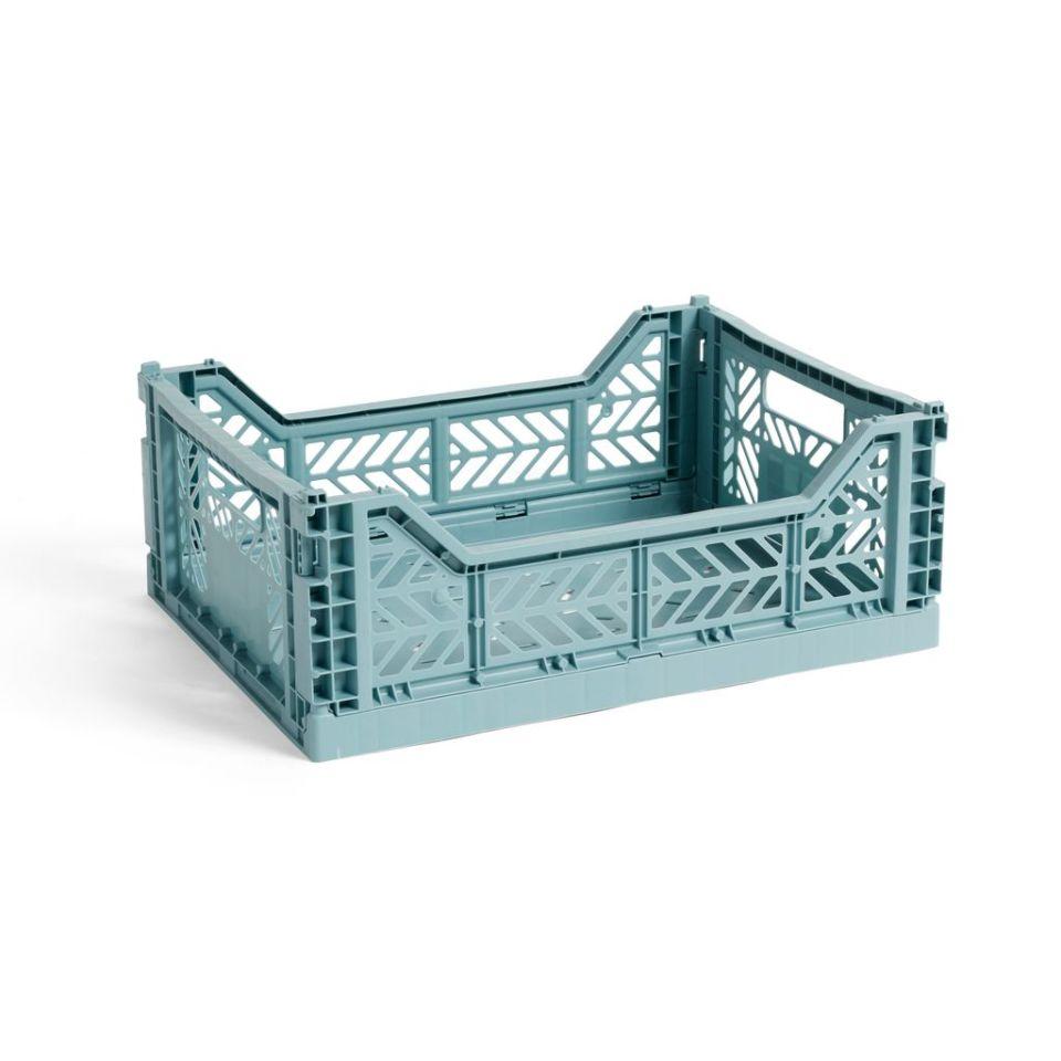 Colour Crate M 30 x 40cm - Teal