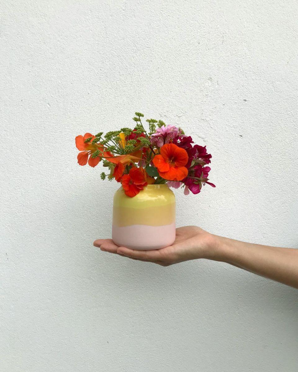 BEBÉ - yellow rose