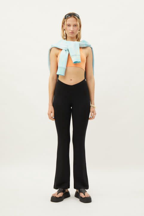 Cecile Jersey Trouser