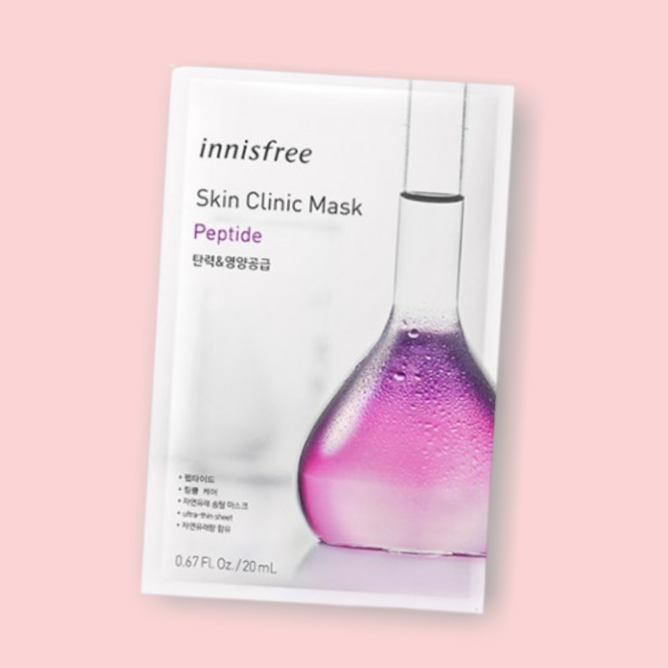 Innisfree Skin Clinic Mask Peptide