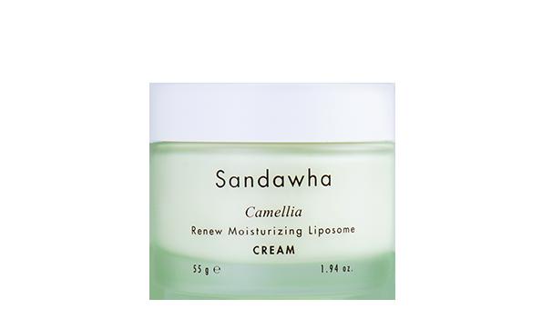 Sandawha Camellia Liposome Renew Moisturizing Cream
