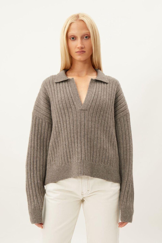 Husky Rugger Sweater