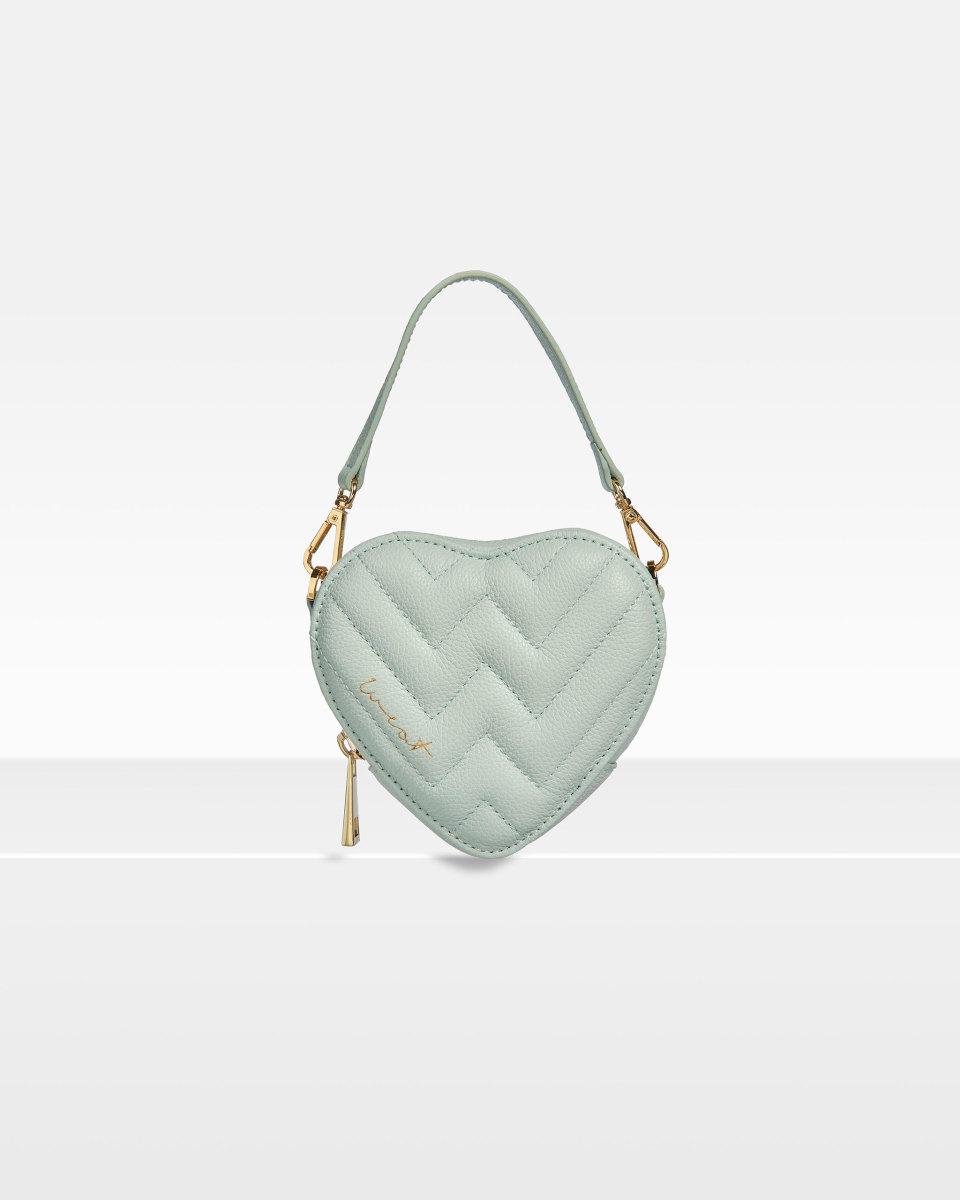 Mini Heart Bag Sky