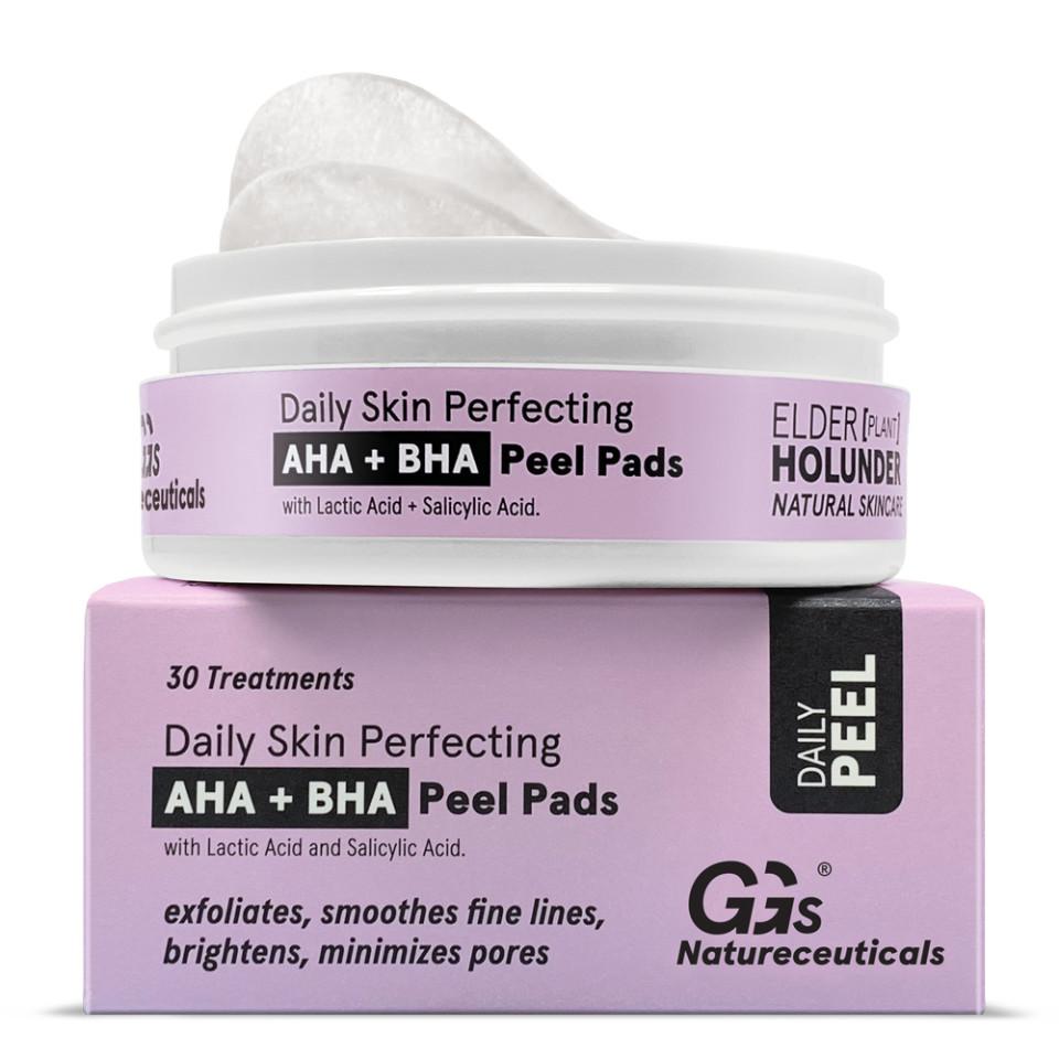 Daily Skin Perfecting AHA + BHA Peel Pads
