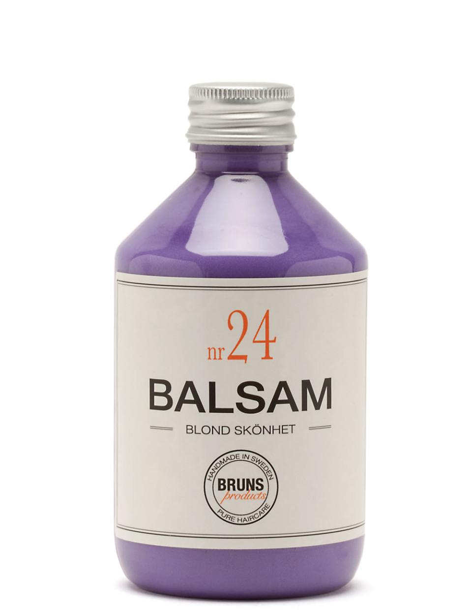 Nr. 24 BLONDE SCHÖNHEIT BALSAM 330 ML