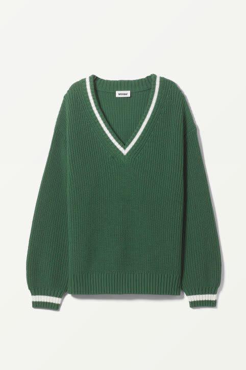North V-neck Sweater