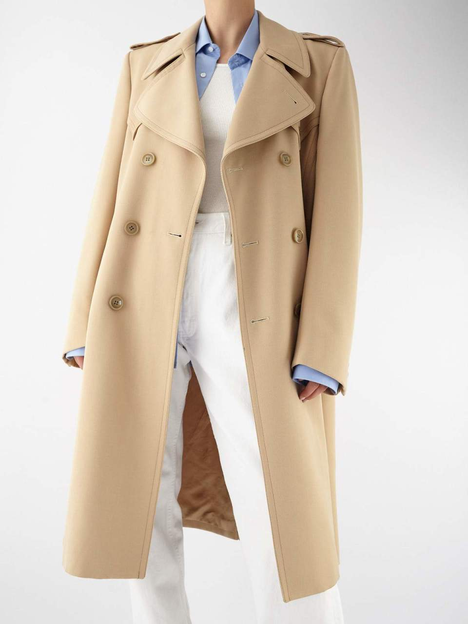 Structured Trench