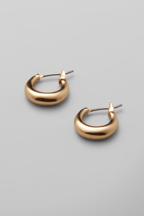 Mija Mini Hoop Earrings