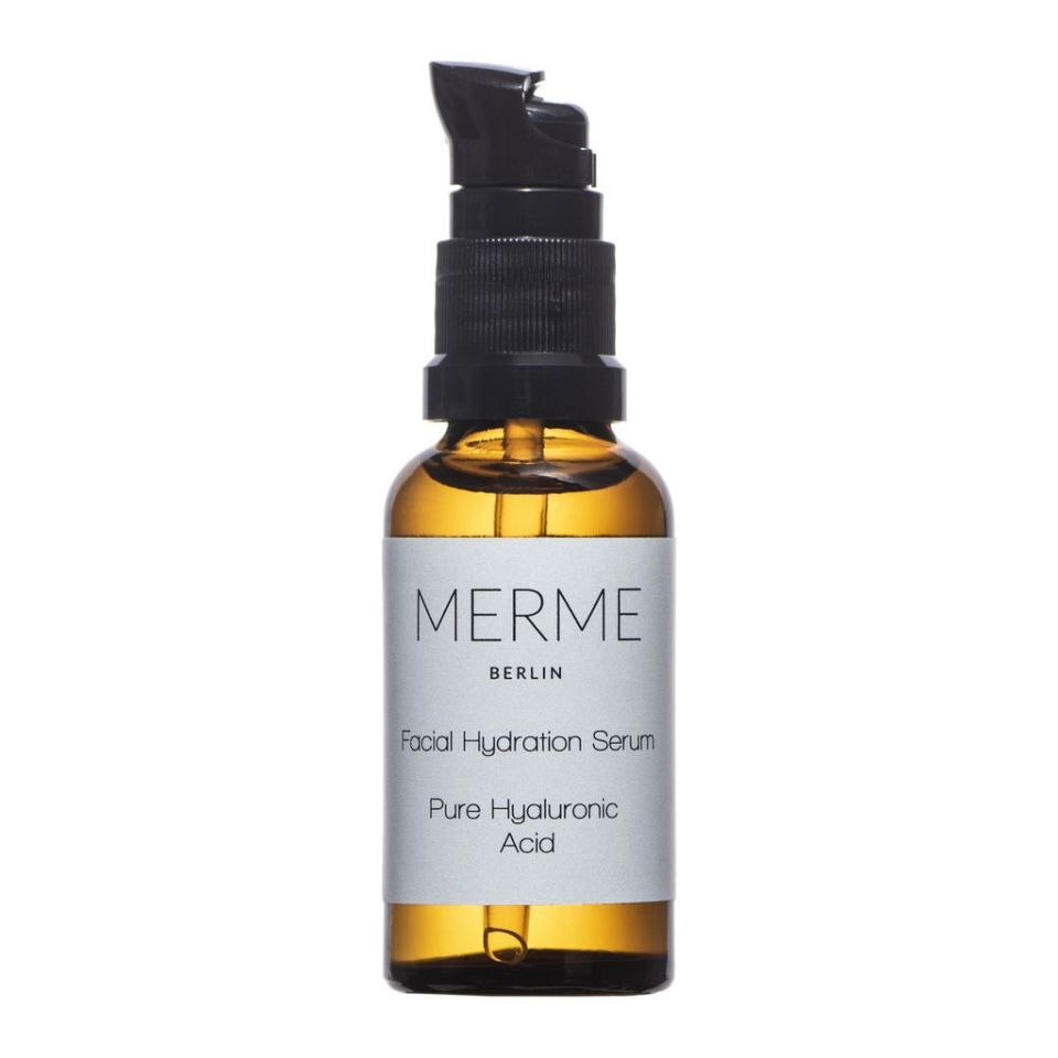FACIAL HYDRATION SERUM - 100% Hyaluronic Acid Solution