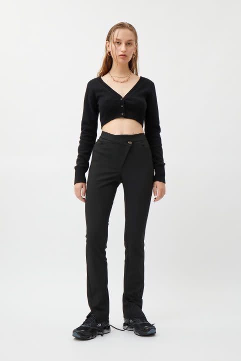 Salena Skew Trousers
