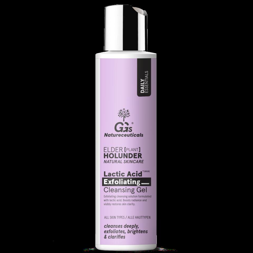 Lactic Acid Exfoliating Cleansing Gel, 150 ml