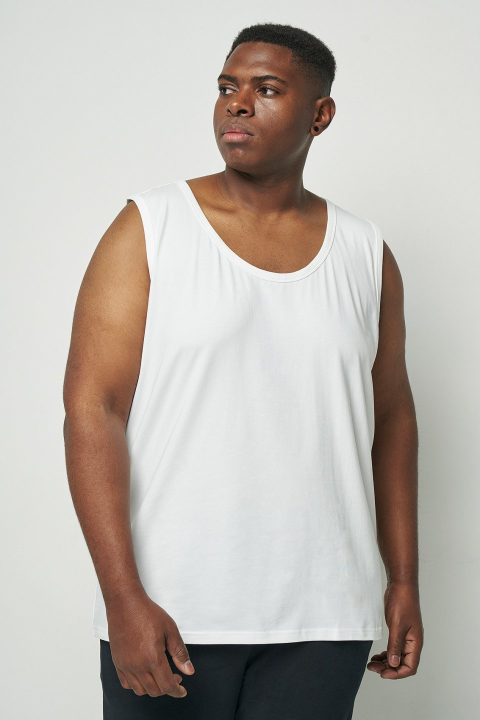 Relaxed Fit Vest