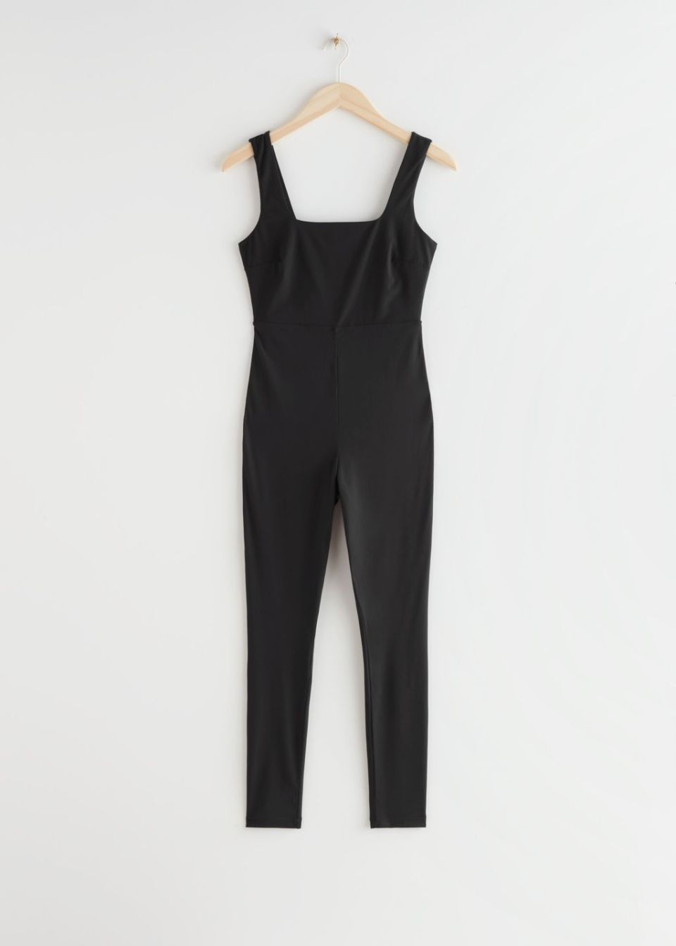 Quick-Dry Sleeveless Yoga Bodysuit