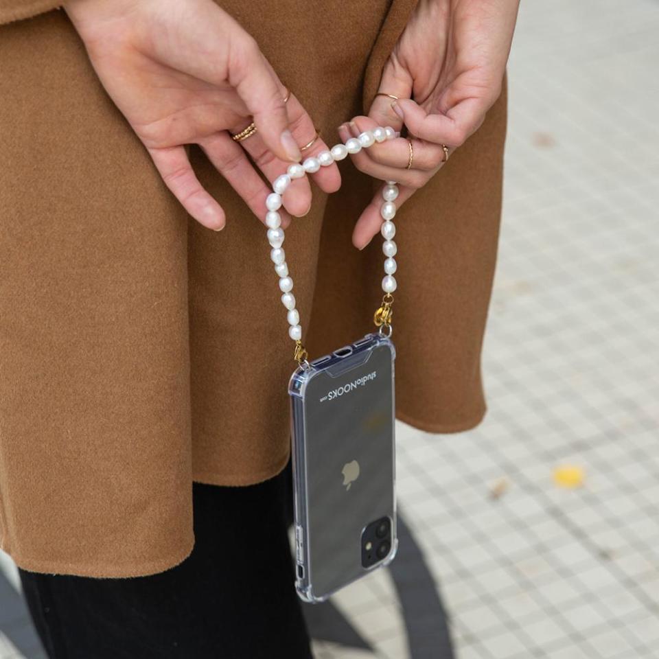 Perlen Handy Strap –Set