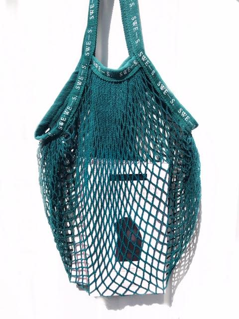 Net bag - organic cotton