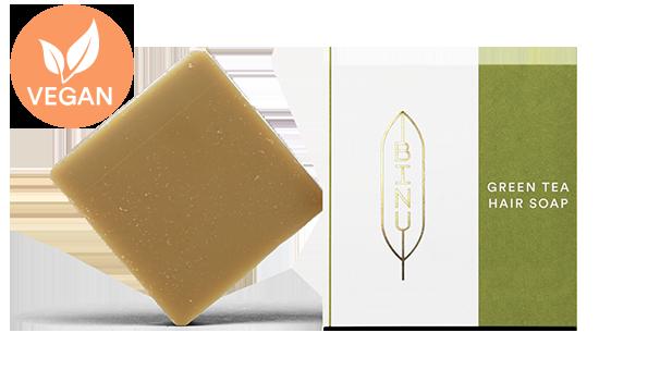 BINU Green Tea Hair Soap