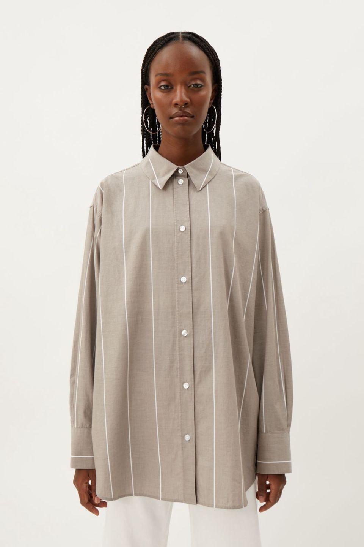 Edyn Poplin Shirt