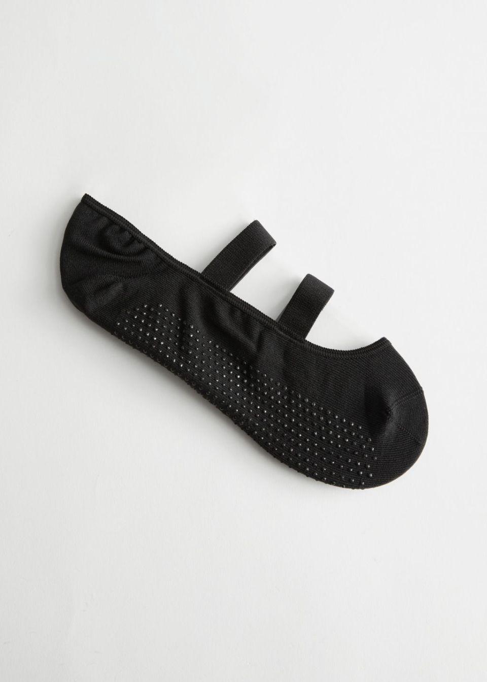 Anti-Slip Yoga Socks