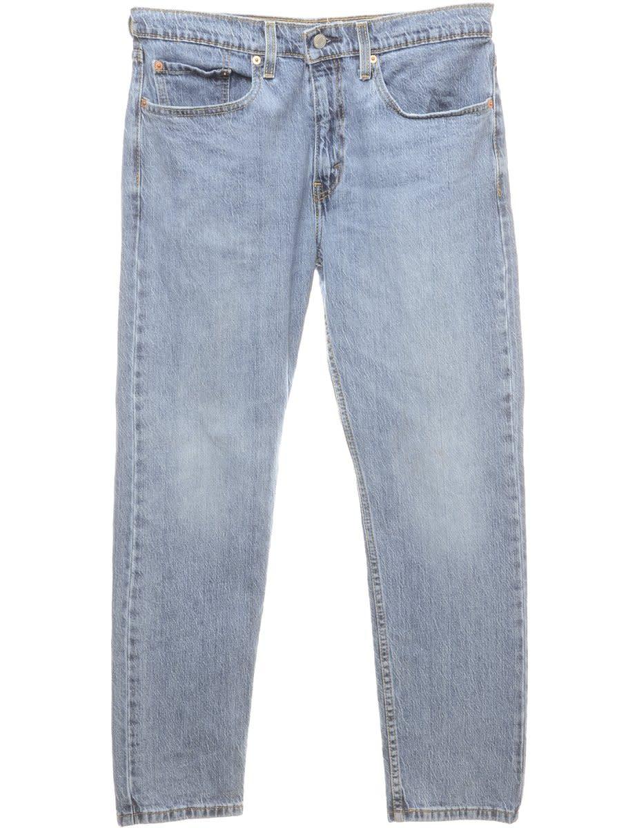 Straight Leg Levi's Jeans - W34